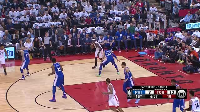 Watch and share Toronto Raptors GIFs and Basketball GIFs by samsonfolk on Gfycat