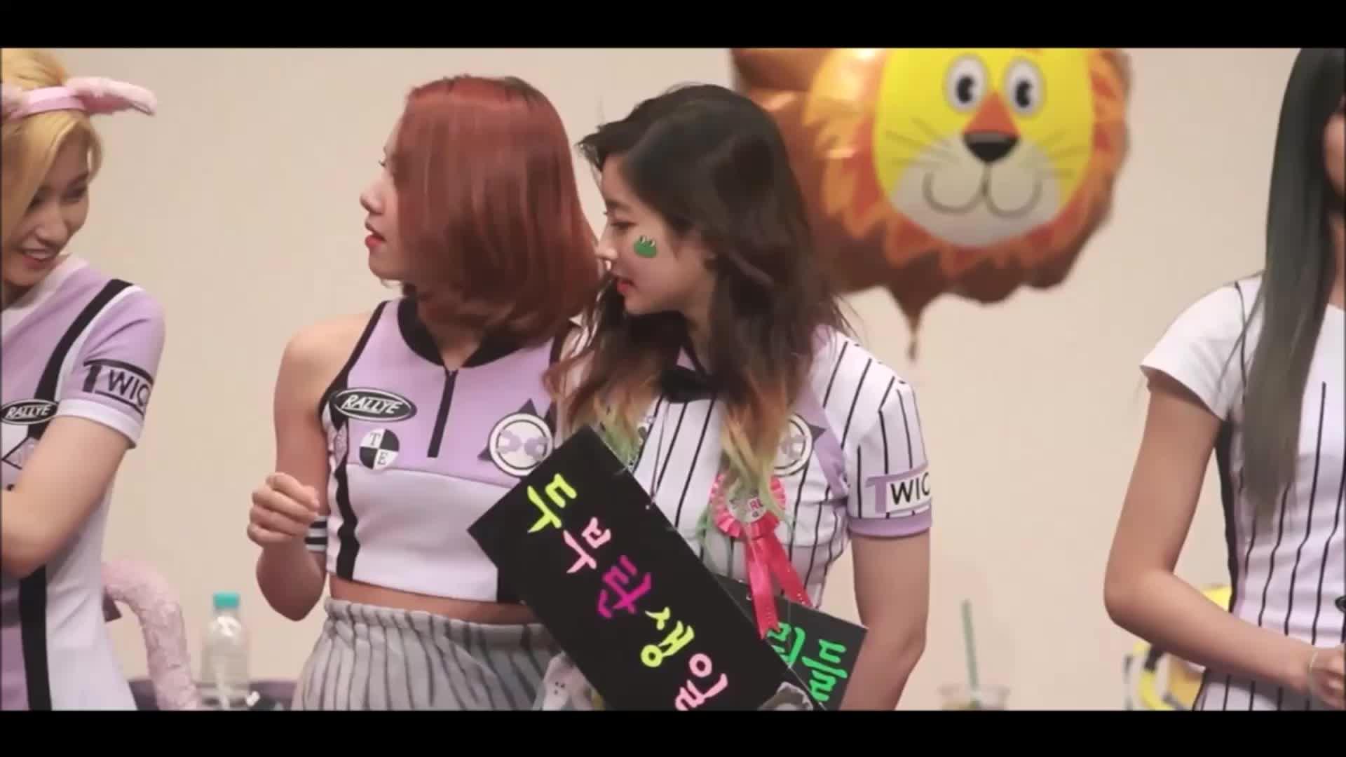 Chaeyoung, dahyun, kpop, sana, twice, Oops GIFs