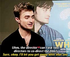 Watch and share Kill Your Darlings GIFs and Daniel Radcliffe GIFs on Gfycat