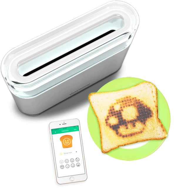 Watch and share Breakfast GIFs and Gadgets GIFs by technabob on Gfycat