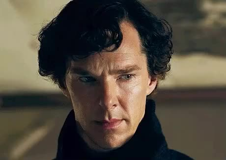Watch and share Sherlock Holmes GIFs by Reactions on Gfycat