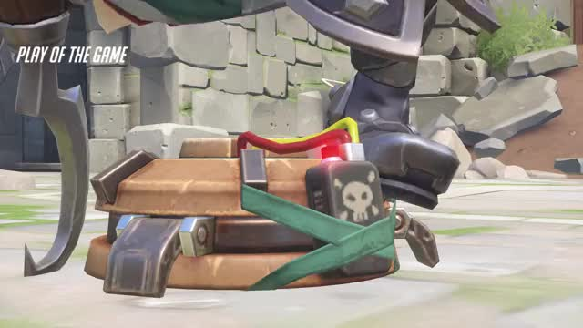 Watch Mine GIF by Chris (@chriszhu) on Gfycat. Discover more Junkrat, Overwatch, POTG GIFs on Gfycat
