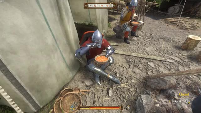 Watch and share Kingdom Come Deliverance 02.22.2018 - 00.10.15.06.DVR GIFs on Gfycat
