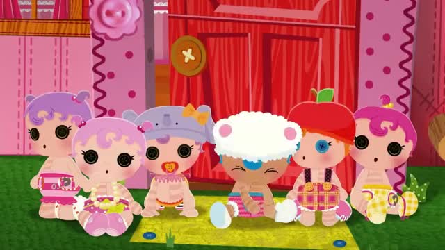Lalaloopsy Babies First Steps Dvd Trailer Were Lalaloopsy Now