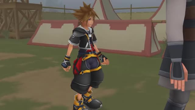 Watch Sora punched GIF by @maggruber on Gfycat. Discover more Gaming GIFs on Gfycat