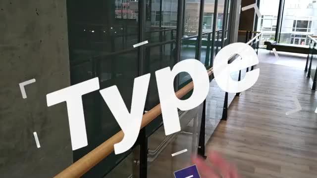 Watch and share TypeInSpace NearAndFarManipulation GIFs by Dong Yoon Park on Gfycat