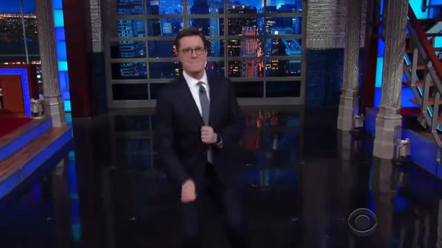 Watch Colbert GIF on Gfycat. Discover more Rick Rolled, reactiongifs GIFs on Gfycat