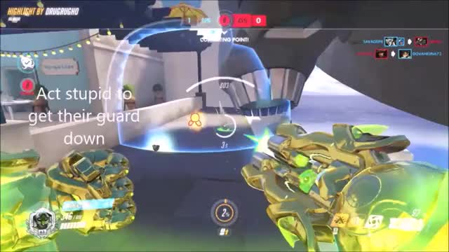 Watch and share Orisa Overwatch GIFs and Orisa Potg GIFs on Gfycat