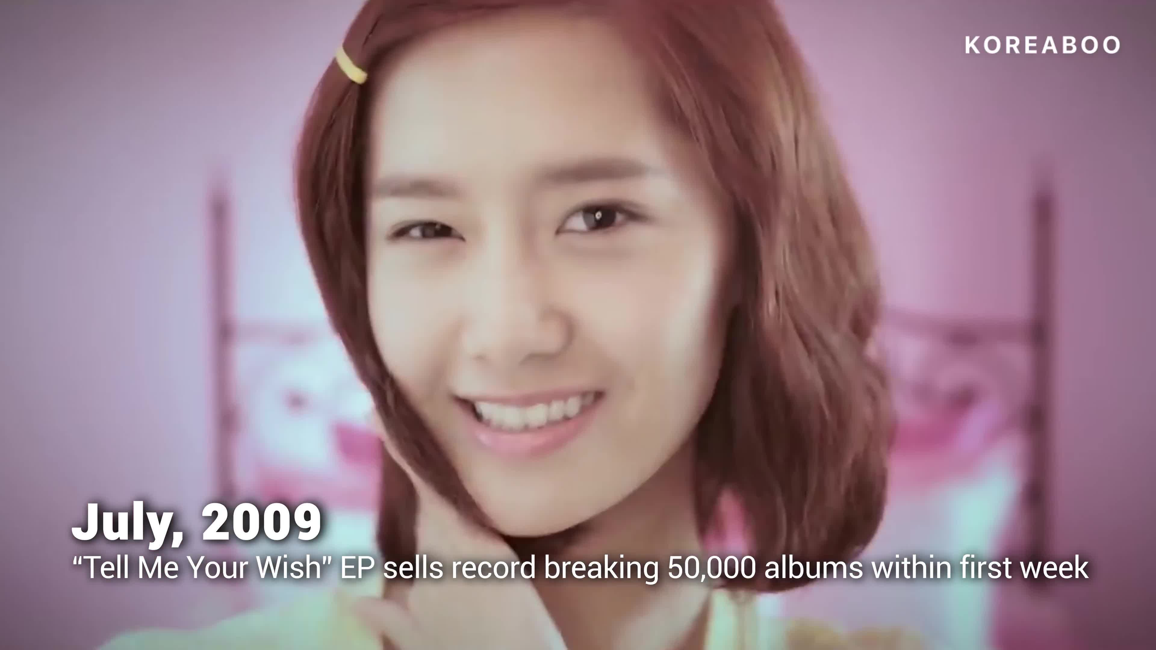 The History Of Girls Generation 2007 2017 Gif Gfycat