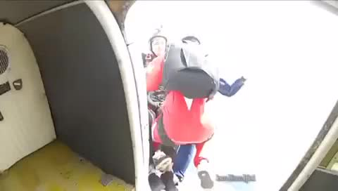 Skydiving video I saw on Facebook GIFs