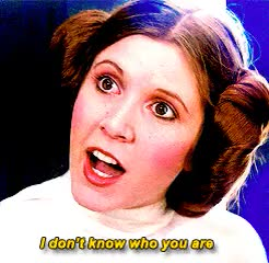 Watch dont know GIF on Gfycat. Discover more carrie fisher GIFs on Gfycat