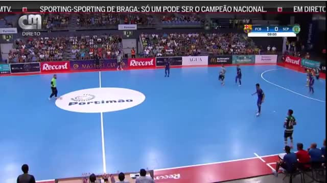 Watch and share Masters Cup   Sporting CP 3-4 FC Barcelona   Full Match GIFs on Gfycat
