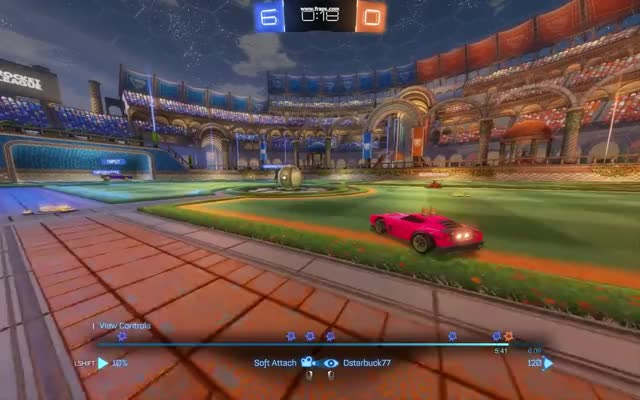 Watch and share Rocket League GIFs by Starbuck Daniel on Gfycat