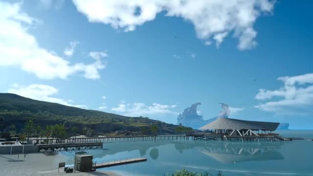 Watch and share Ffxv GIFs by mazdax2 on Gfycat