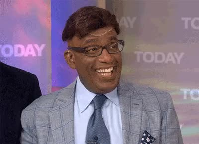 Watch and share Al Roker GIFs on Gfycat