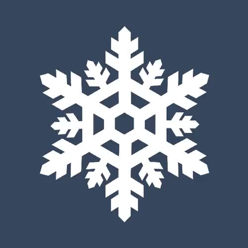 Watch and share Snowflake Animated GIFs on Gfycat