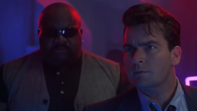 Watch and share Charlie Sheen GIFs and Chris Tucker GIFs by Tayne on Gfycat