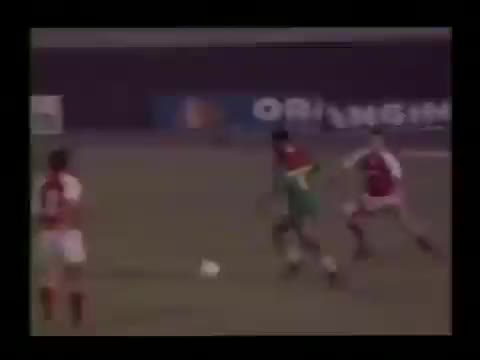Watch CAMEROON - MILLA - Jubilee 1988 GIF on Gfycat. Discover more related GIFs on Gfycat
