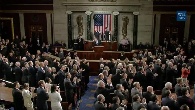 Watch and share The Joint Session Of Congress GIFs on Gfycat