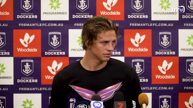 Watch and share Nathan Fyfe GIFs and Conference GIFs on Gfycat