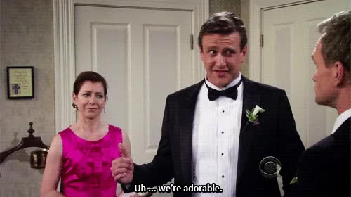 Watch and share How I Met Your Mother GIFs and Jason Segel GIFs on Gfycat