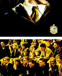 Watch and share Hufflepuff House GIFs on Gfycat