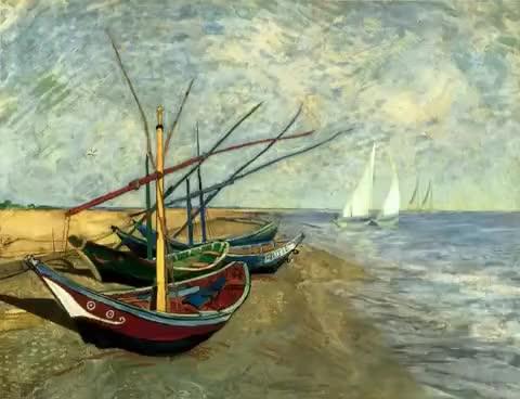 Watch Van Gogh Shadow (Van Gogh Animato) GIF on Gfycat. Discover more related GIFs on Gfycat