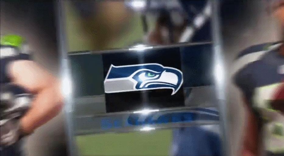 seahawksgifs, Wilson to Lynch to TOUCHDOOOOOWN! GIFs