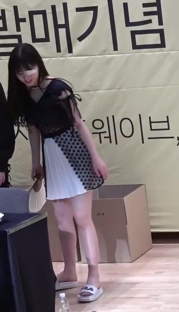 Watch and share Eunha GIFs on Gfycat