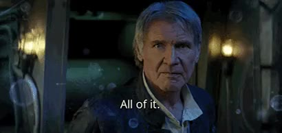 Watch and share Luke Skywalker No GIFs on Gfycat