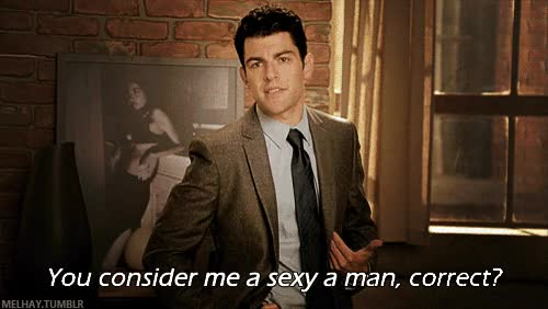 Watch and share Max Greenfield GIFs and Sexy GIFs on Gfycat