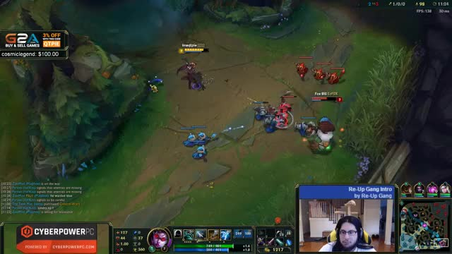 Imaqtpie - 1V9 VERSUS LCS PLAYERS