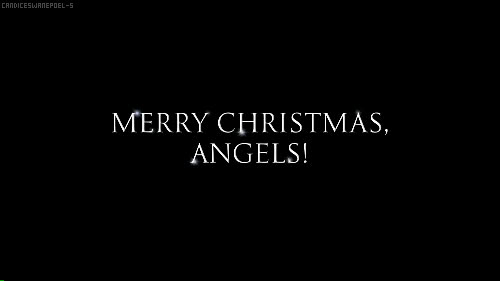 """candiceswanepoel-s: """" Merry Christmas, Angels! """" GIFs"""