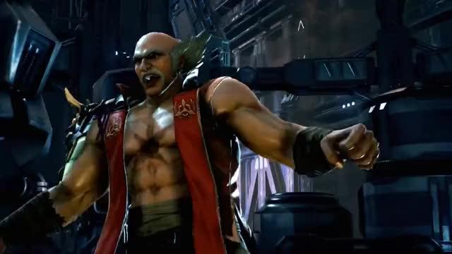Tekken 7 Ps4 Heihachi Vs Tekken Force Soldiers Gameplay 1080p