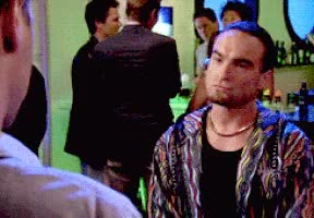 Watch this johnny galecki GIF on Gfycat. Discover more related GIFs on Gfycat