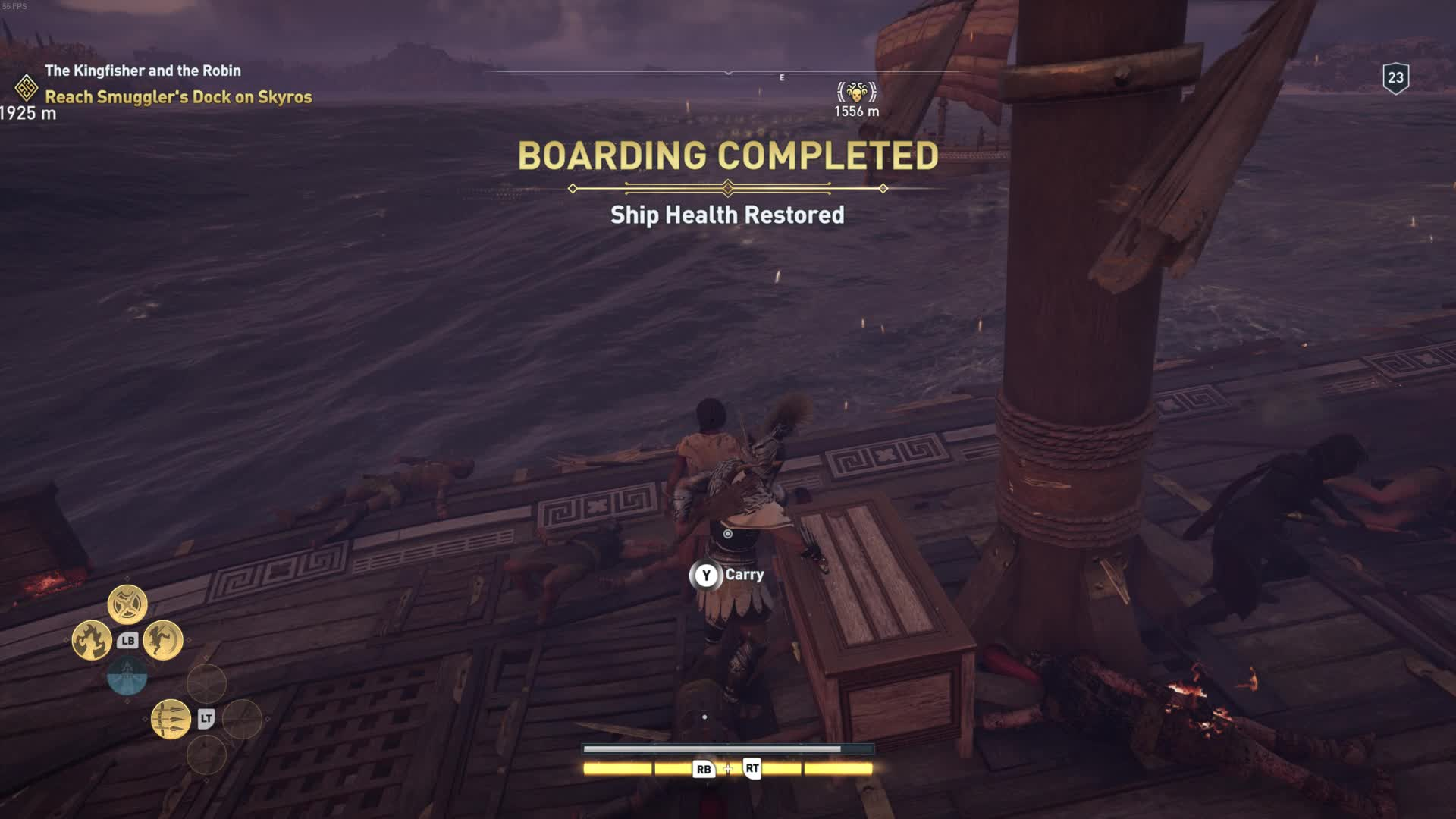 assassin's creed odyssey, funny, gaming, Nailed it GIFs