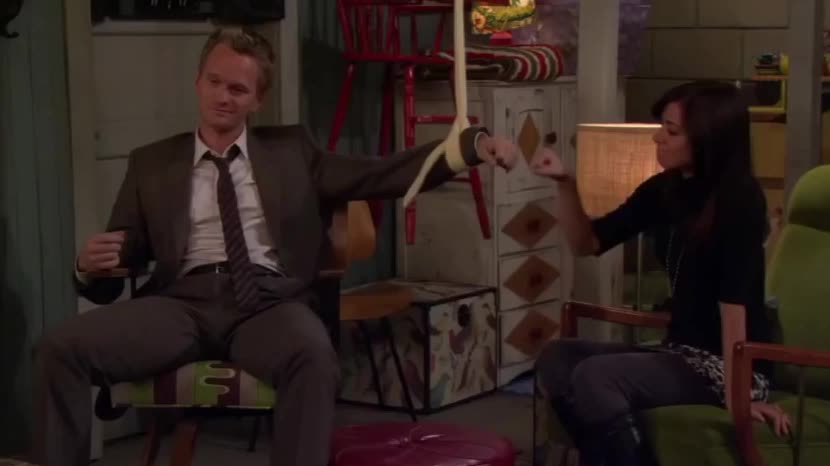 barney, bump, d, excited, fist, god, good, happy, himym, how, i, job, lily, met, mother, my, oh, omg, surprise, your, HIMYM - Fist Bump GIFs