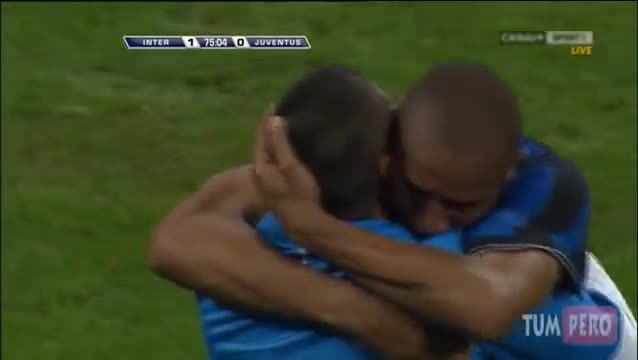 madtekkers, Maicon scores a beauty (Inter-Juventus 1-0 goal) (reddit) GIFs