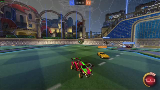 Watch and share Rocket League GIFs and Double Tap GIFs by kaytonrl on Gfycat