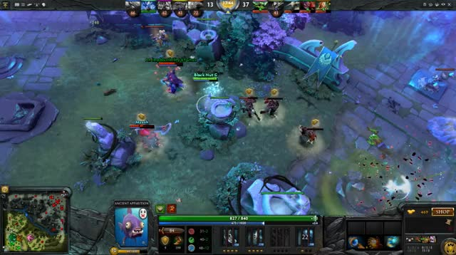 Watch and share Critical Hit GIFs and Dota 2 GIFs by majan_pl on Gfycat