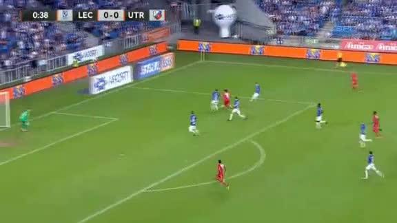 LEC 0-1 UTR Lech Poznan - Utrecht Video-1
