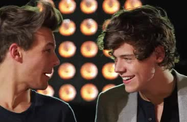 Watch and share Harry And Louis GIFs and One Direction GIFs on Gfycat