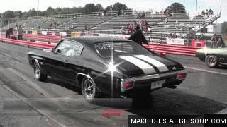 Watch and share 1970 Chevelle Ss Burnout GIFs on Gfycat
