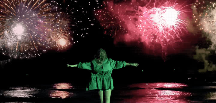 4th of july, birthday, celebrate, end game, fireworks, fourth of july, happy birthday, music video, new year, new years, taylor swift, Taylor Swift - End Game Music Video GIFs