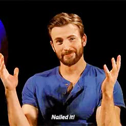 Watch and share Chris Evans GIFs and Oh My God GIFs on Gfycat