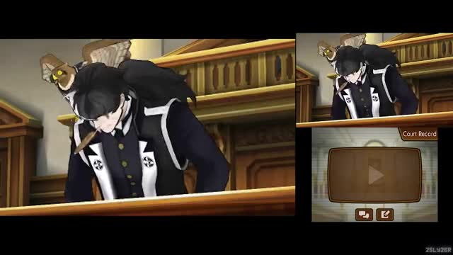 Watch Phoenix Wright: Dual Destinies #11 - The Monstrous Turnabout ~ Trial, Day 2 (2/2) GIF on Gfycat. Discover more ace, apollo, attorney, edgeworth, gyakuten, investigations, justice, miles, phoenix, wright GIFs on Gfycat