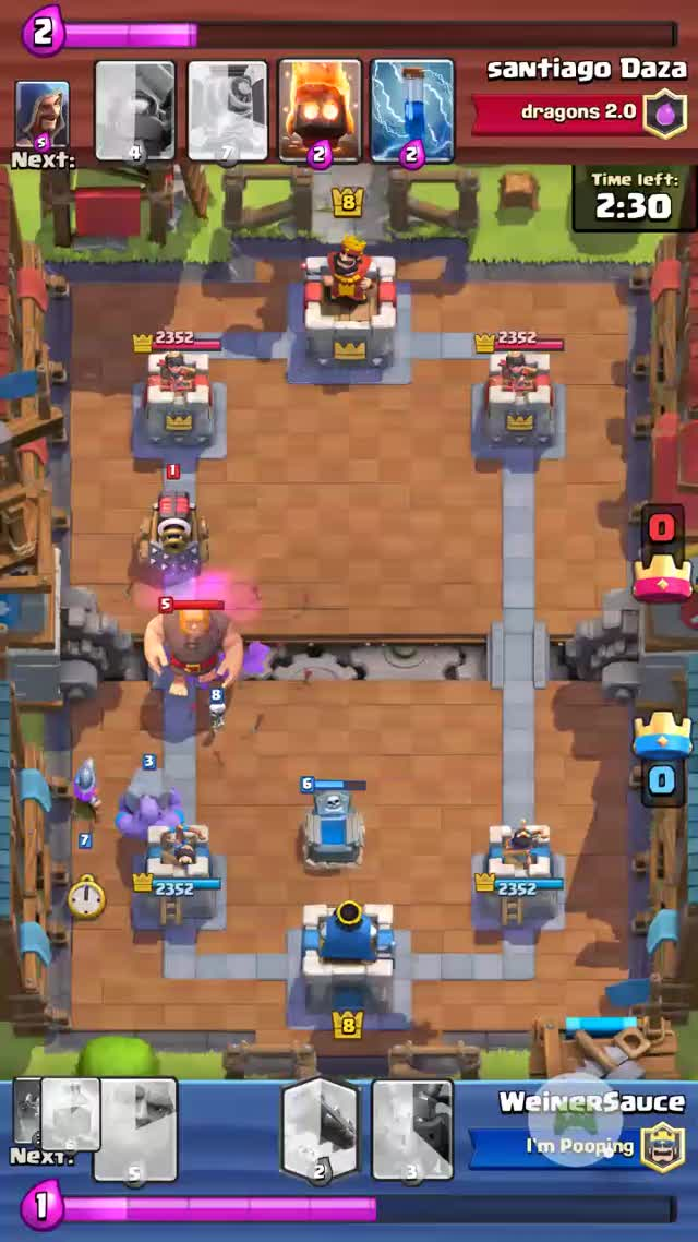 Watch and share Clash Royale GIFs and Clashroyale GIFs by andythefan on Gfycat