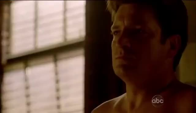 Watch I'm home GIF on Gfycat. Discover more Beckett, Castle GIFs on Gfycat
