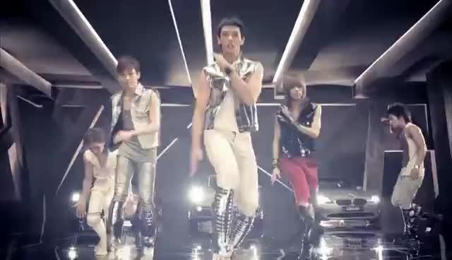Shinee, Lucifer GIFs