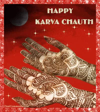 Watch and share Happy Karwa Chauth Gif Flash Picture Images GIFs on Gfycat